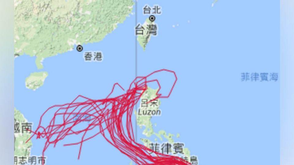 颱風「蝎虎」形成 氣象局:若與東北季風結合恐有大雨