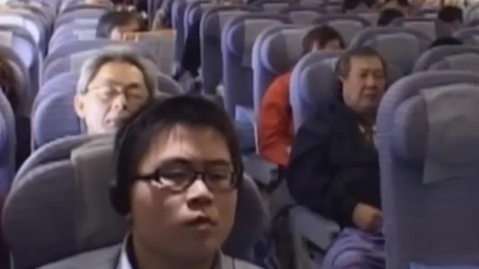 空姐真心話! 飛機上最髒的四樣東西是…