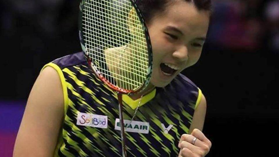 戴資穎香港羽球賽封后 榮登女單世界第1