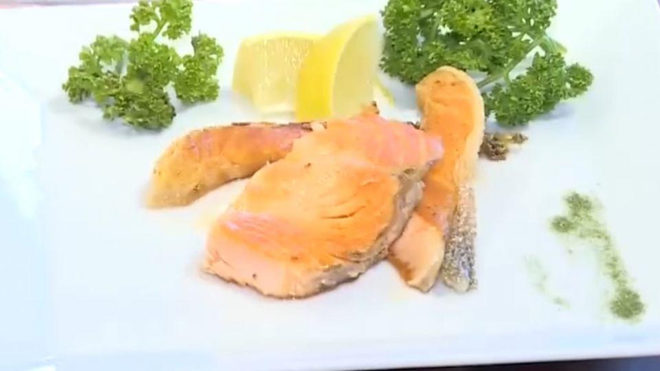 紐西蘭「國王鮭」油脂均勻 號稱和牛口感