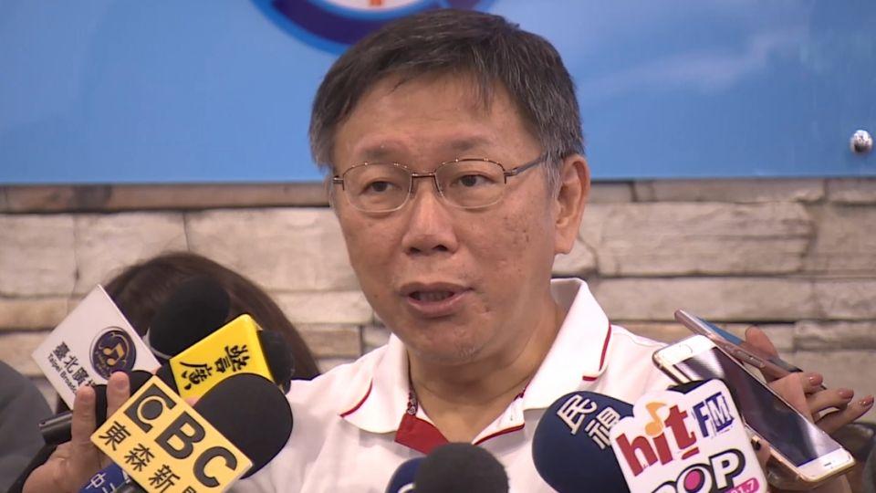 直言柯P民調「紅色警戒」 韓國瑜:要有政績