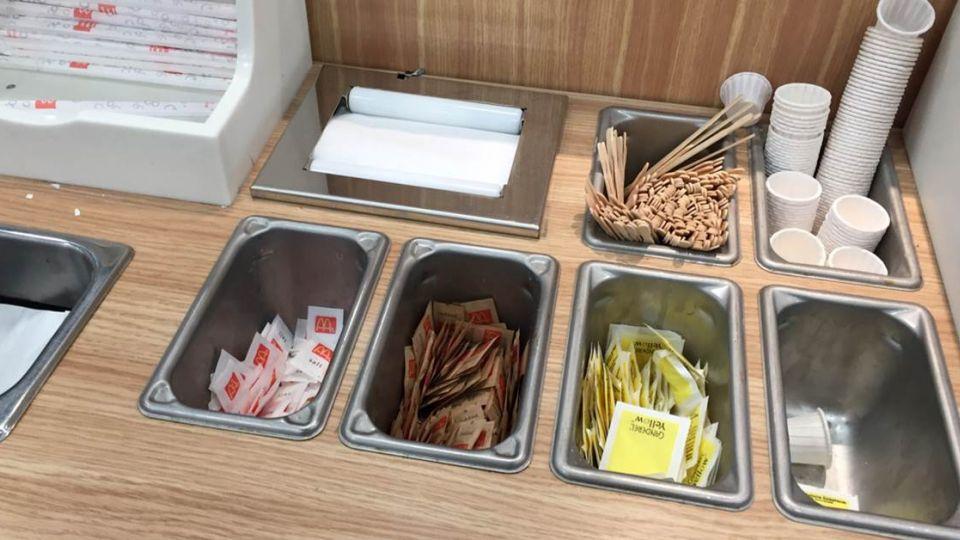 台麥當勞為何沒有「醬料自取」區?網友神回4字一針見血