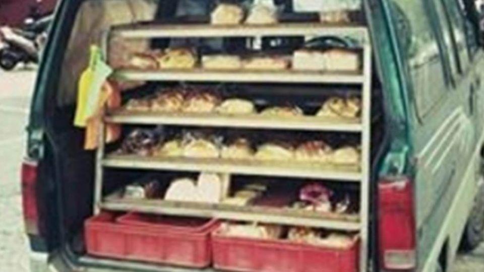 滿載童年回憶!那些年一起追的「麵包車」 網友:草莓麵包只要5元