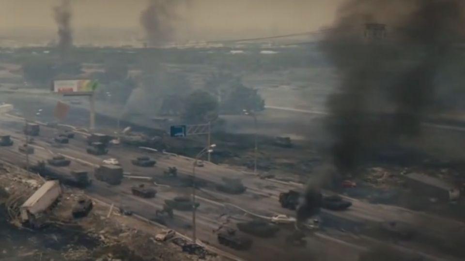 俄版「復仇者聯盟」 戰鬥民族英雄拯救世界