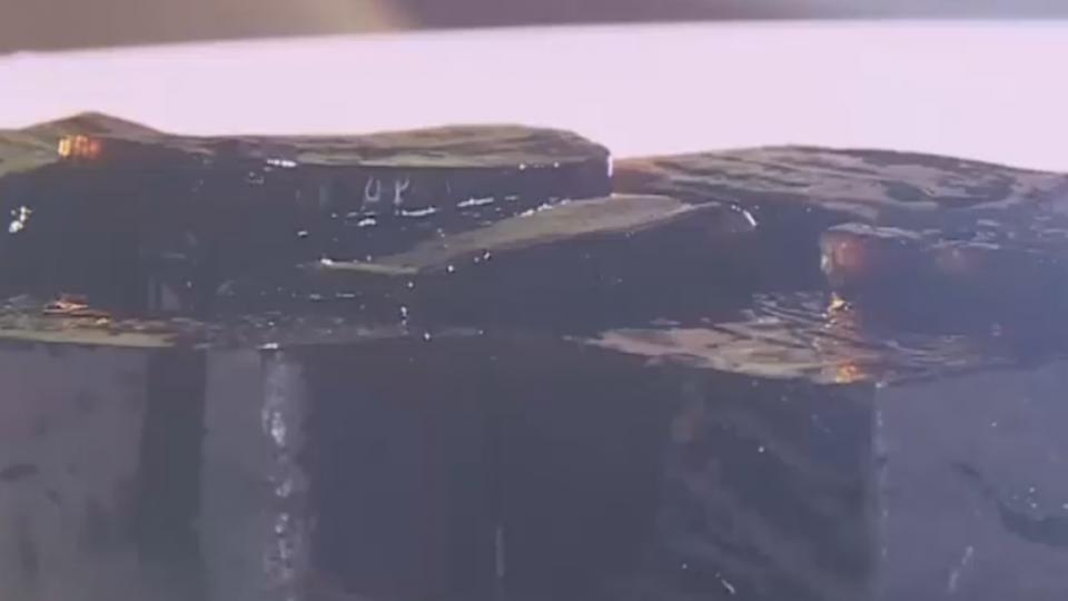 關西黑金仙草凍 九降風孕育在地美食
