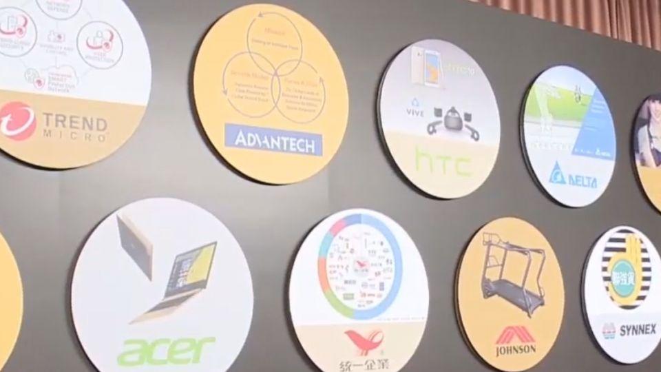 2016台灣20大國際品牌 名單正式揭曉
