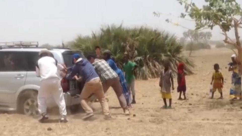 女力崛起!中油巾幗赴非洲「死亡之心」探勘