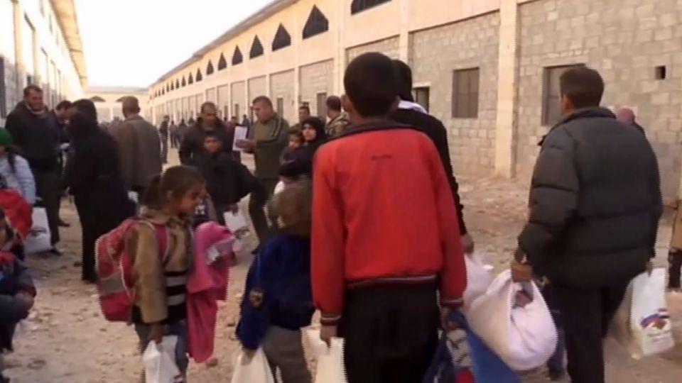敘阿薩德政府軍 宣布奪回部分阿勒坡城