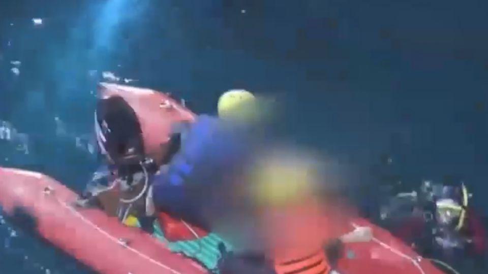 2男參加海釣墜海溺斃 活動工作人員遭起訴