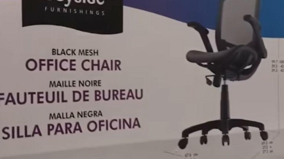 椅買半年能退否? 美式賣場北中認定不同