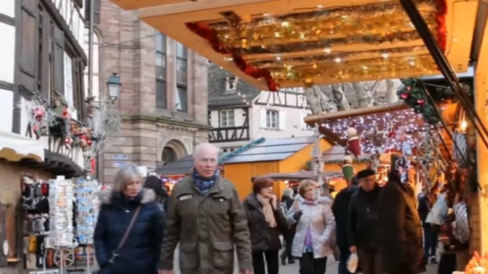「史特拉斯堡耶誕市集」來台 預售票瘋搶