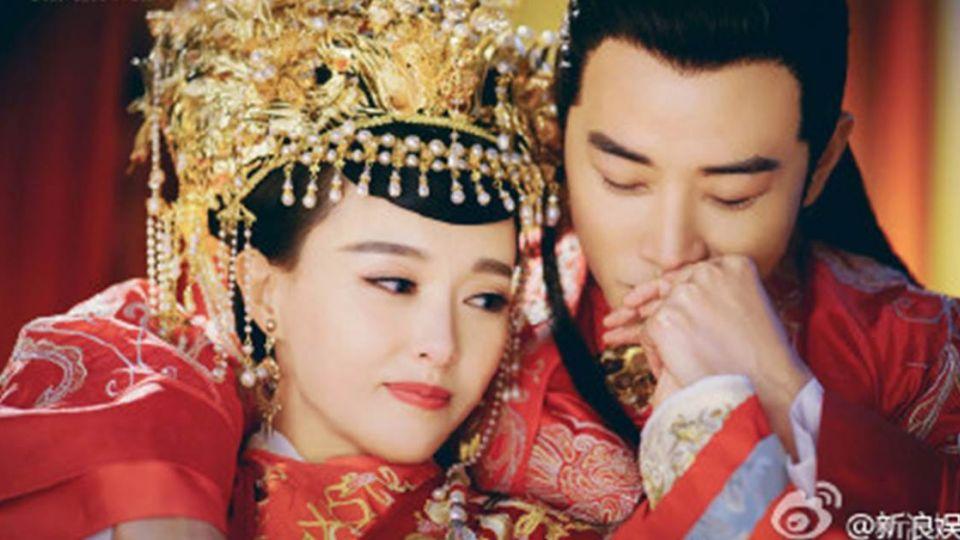 「緣來是你」!唐嫣第33個生日 終於公開認愛羅晉