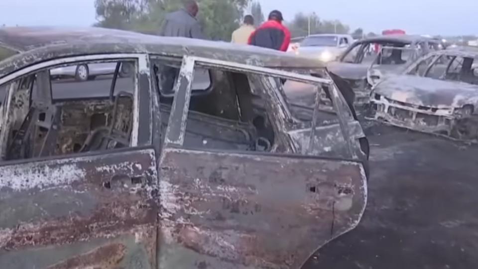 肯亞油罐車爆炸釀逾30死 警:現場恐怖
