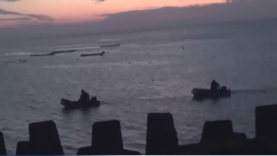 釣客搭保麗龍船出海 最高可罰30萬