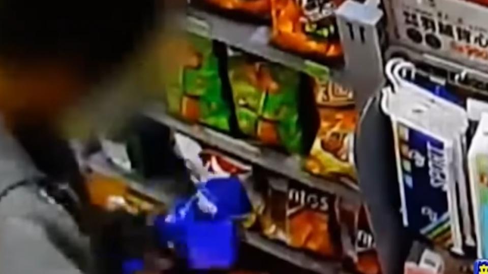 偷餅乾、便當「塞褲子」 連偷兩超商當自家廚房