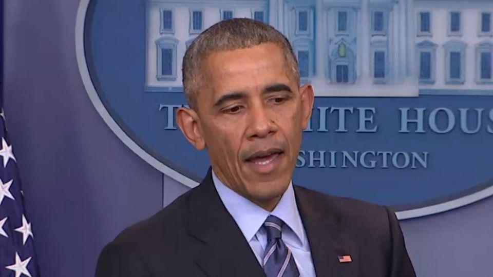歐巴馬罕見談台灣 建議川普謹慎行事