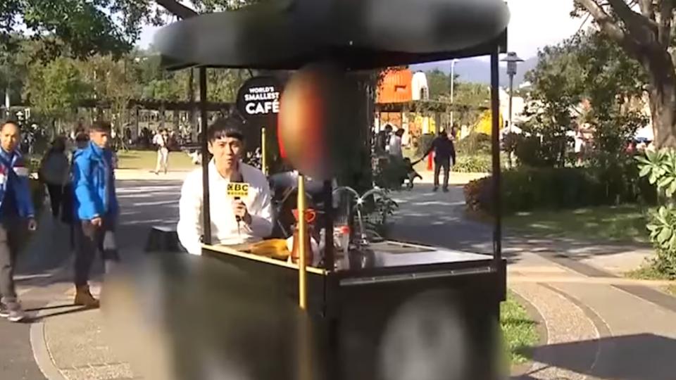 「星巴克剋星」單車咖啡店 2年拓展60國