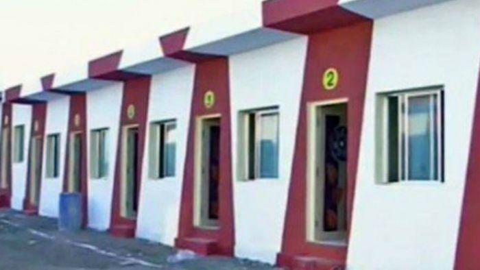 最暖的嫁妝!印度富豪嫁女別出心裁 為窮人蓋90間房
