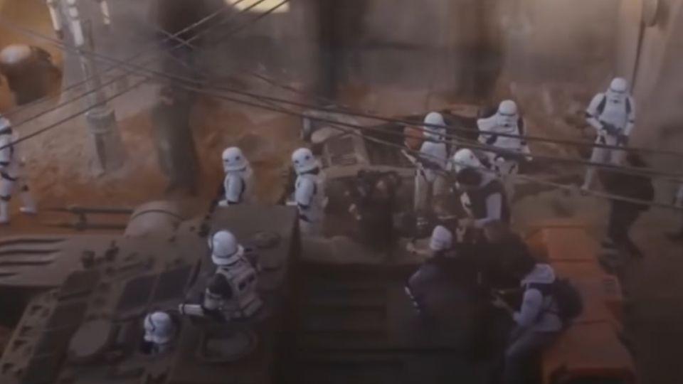 外傳超越本傳 「星際大戰」上映好評多