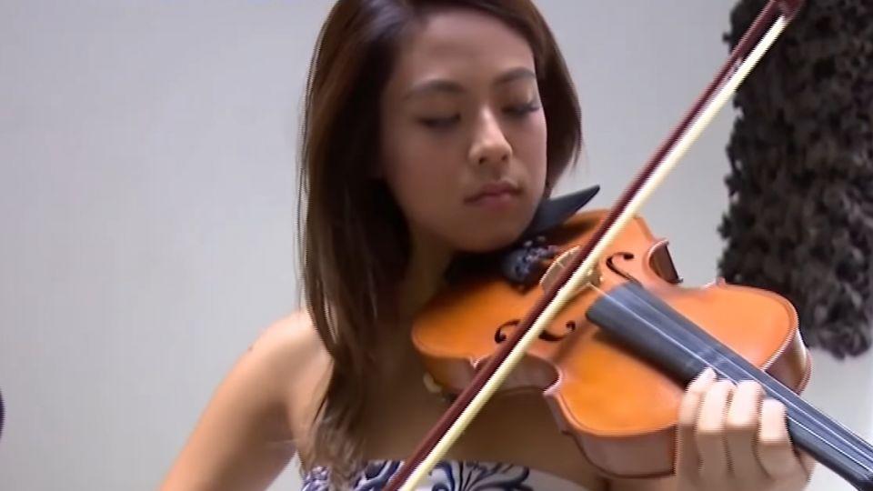台南女孩移民美國 榮獲夏威夷小姐后冠