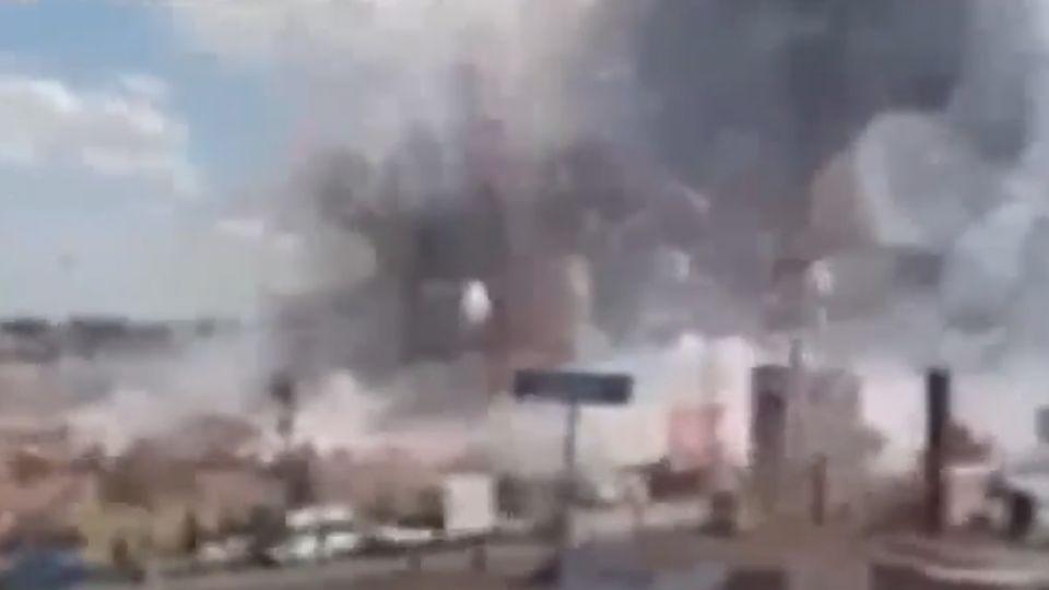 墨國煙火市集大爆炸 CNN:已釀29死72傷