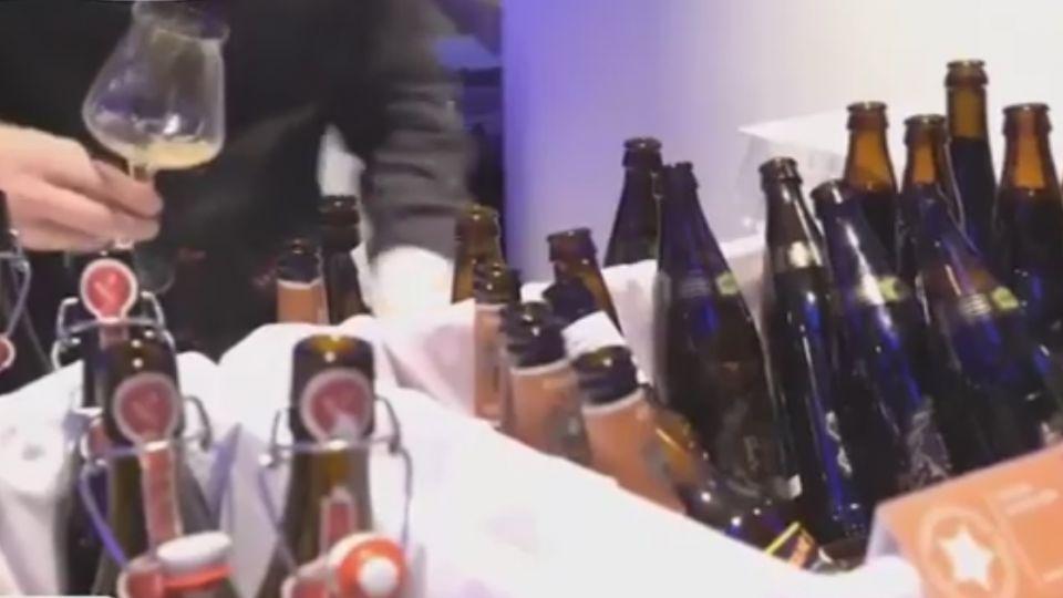 台灣在地酒廠 打敗德國獲啤酒比賽金牌