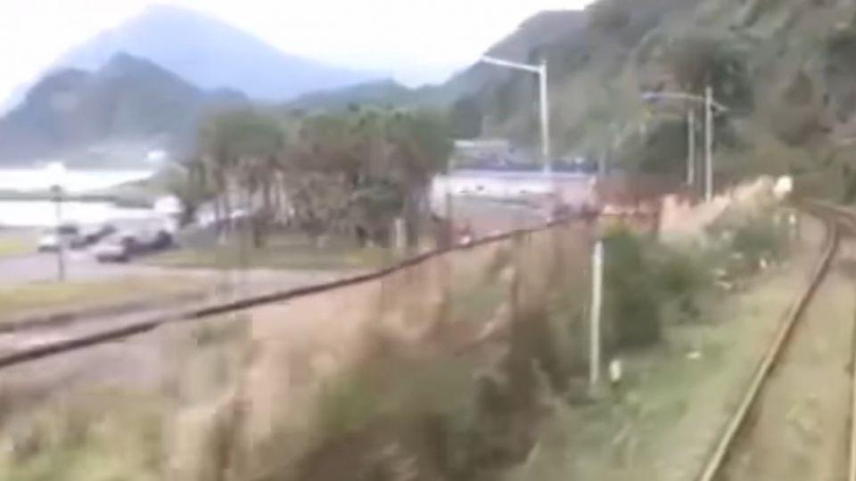 「全台最美臨海支線」 八斗子車站正式啟用