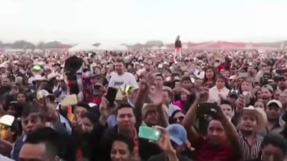 樂極生悲! 上萬人擠爆生日趴 賽馬比賽釀1死