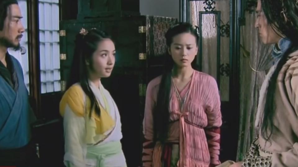 陸翻拍「射鵰英雄傳」 郭靖黃蓉歷代最「素」