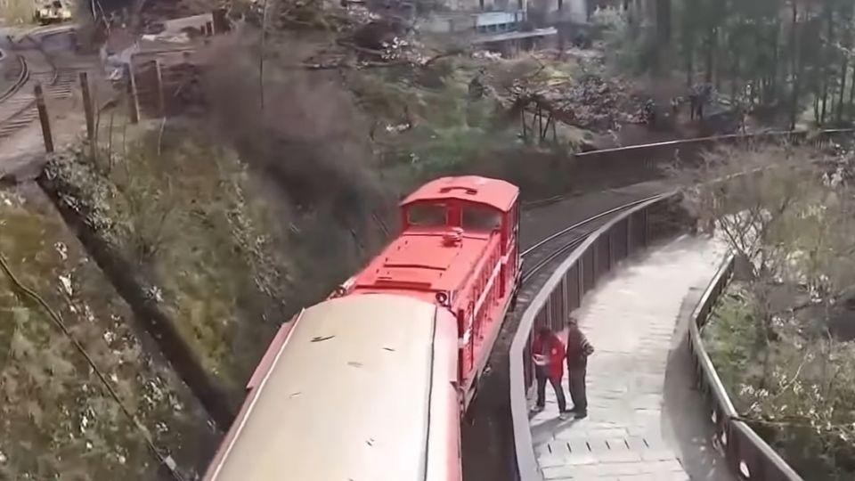森林小火車年虧三億、天災重創 恐走入歷史