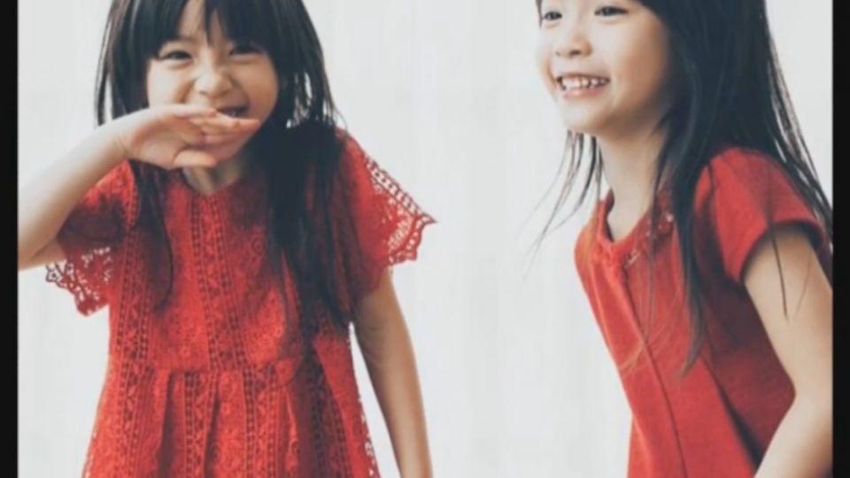 超萌「蘋果西打」國際服飾欽點童裝麻豆