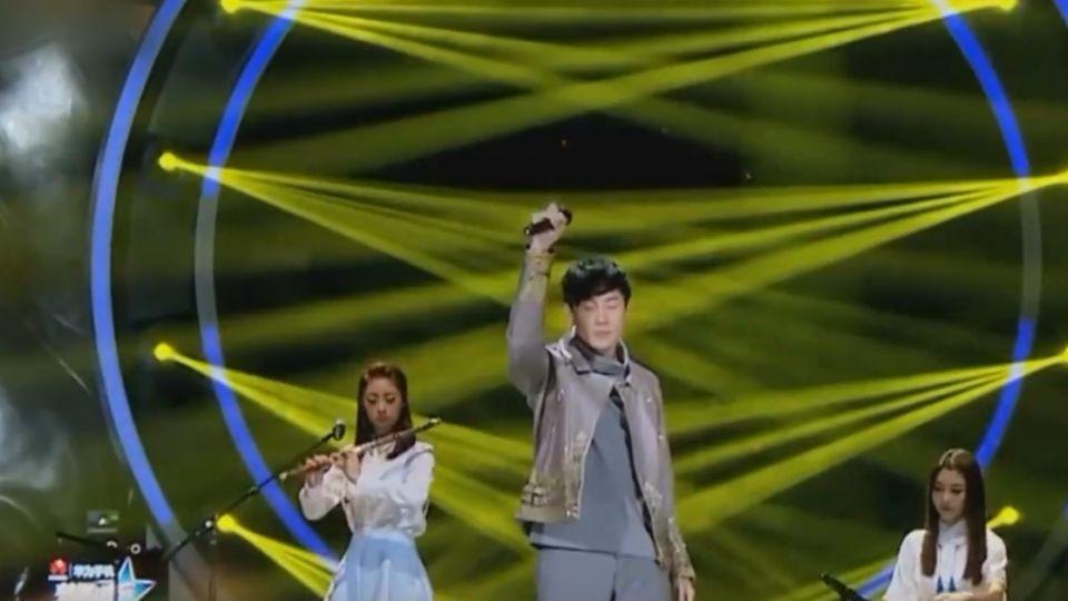 中國風改編「末班車」 林俊傑神翻唱再一首