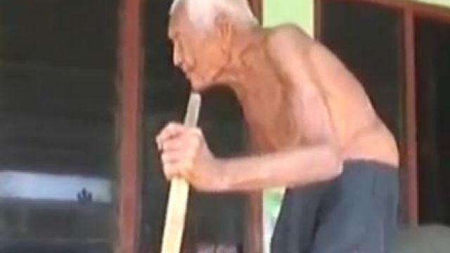 人生沒盡頭!145歲人瑞走過3世紀 只求「死神」快敲門