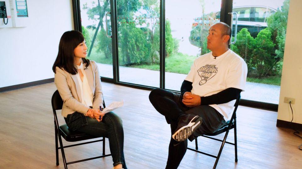 張泰山:我願意降薪,讓我跟大家好好說再見