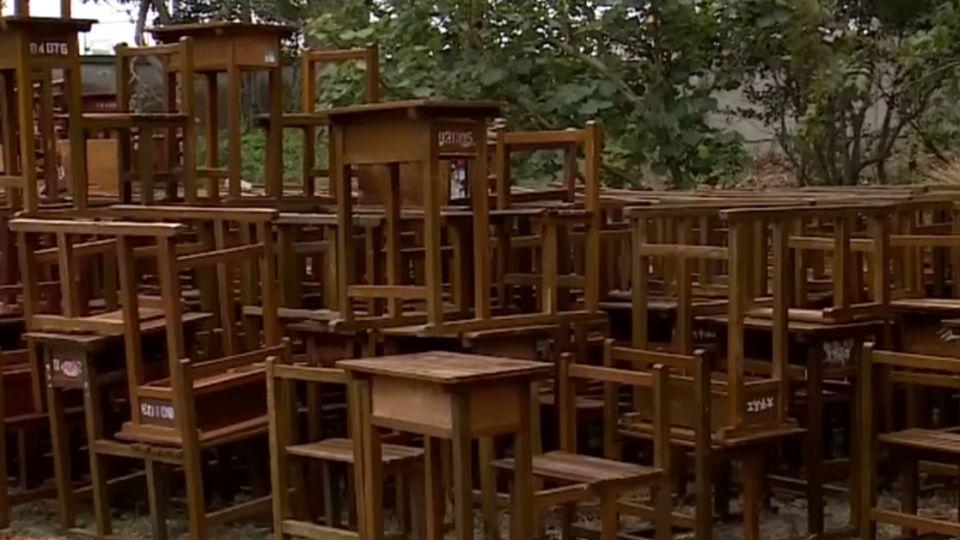 網瘋傳700套免費課桌椅? 校方:要透過申請
