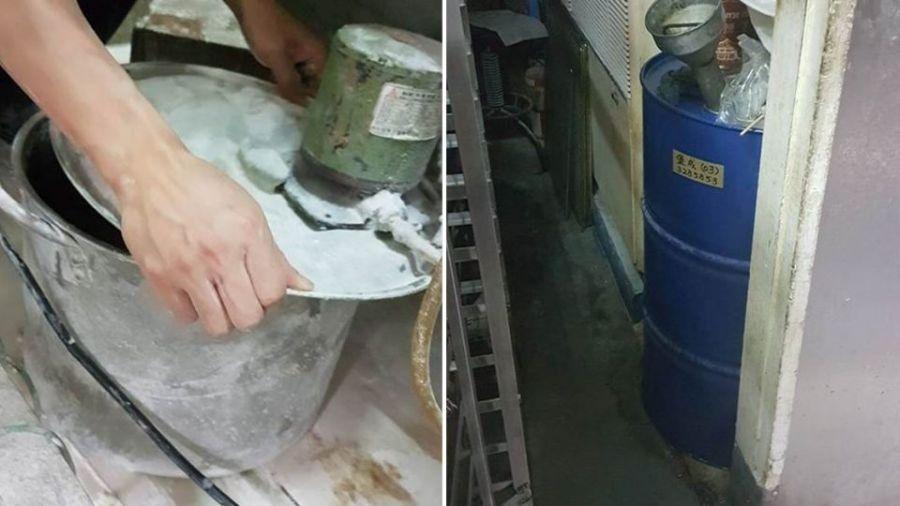 【影片】日產4千顆機油包子!業者遭停業 駁:潤滑油能吃