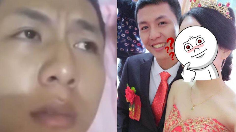 【更新】「藍瘦香菇哥」脫魯啦!微博PO結婚照 超正老婆曝光