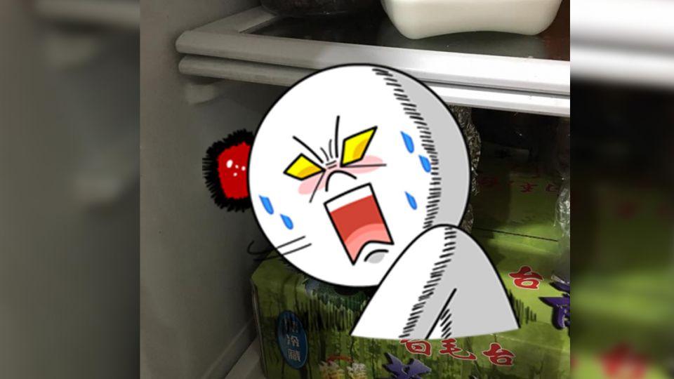 叫弟弟用保鮮膜把菜包好 結果讓她哭:對不起沒把你教好