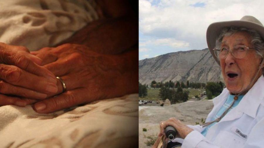 真實版《一路玩到掛》!九旬癌末奶奶棄治療 用冒險走完人生路