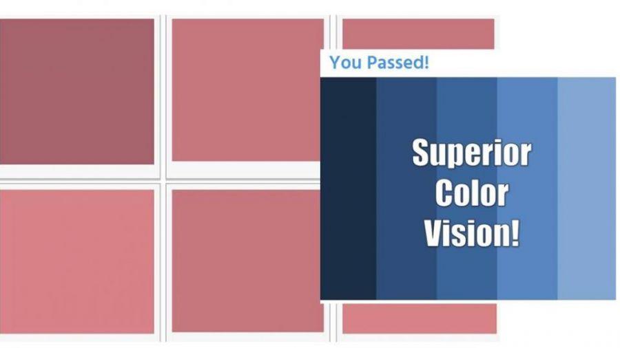 最新眼力「絕對色感」測試 考驗你的辨色能力!