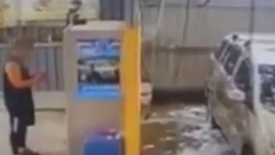 「以為別人不要」 開名車洗車 竟偷喇叭、行動電源