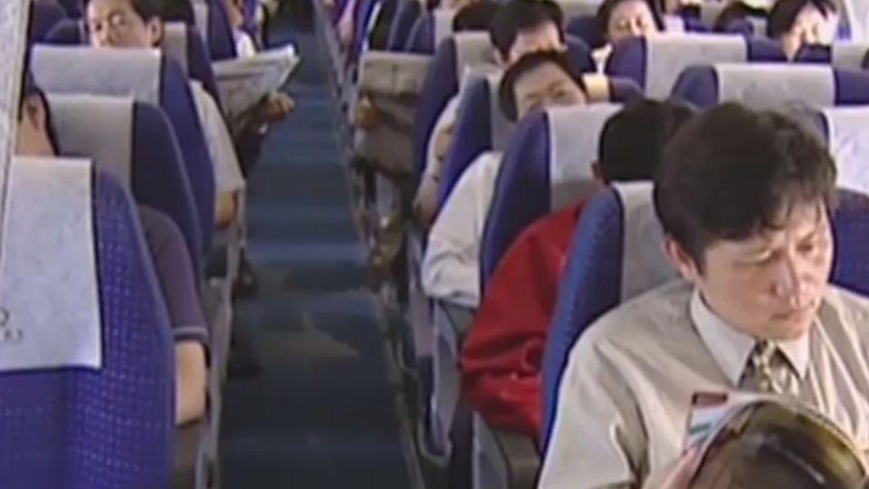 機上不能帶走的東西 餐具、毛毯、救生衣……