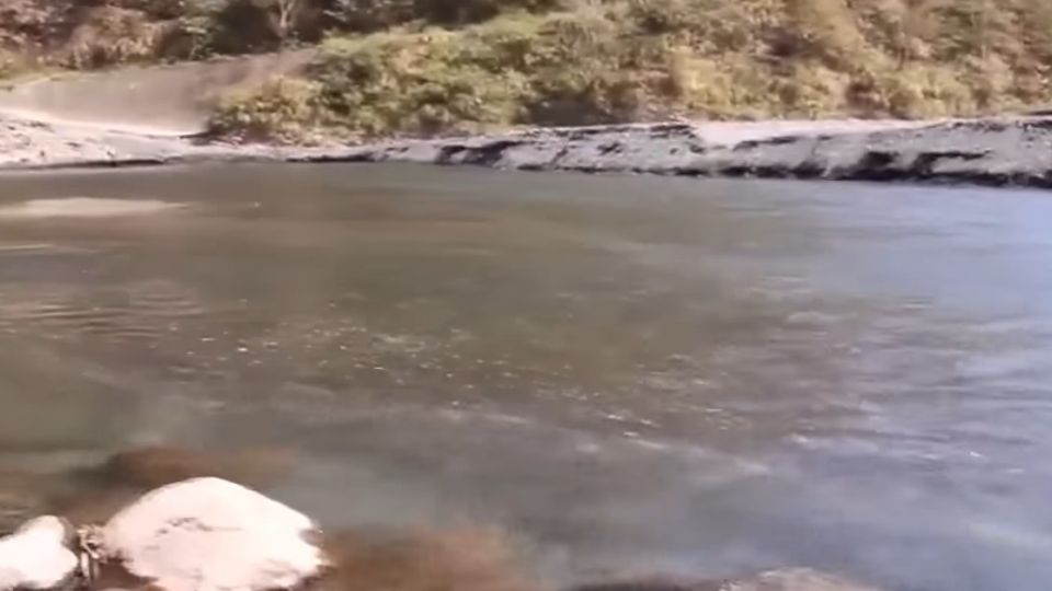 民間傳說:濁水溪變清 將有大事發生?