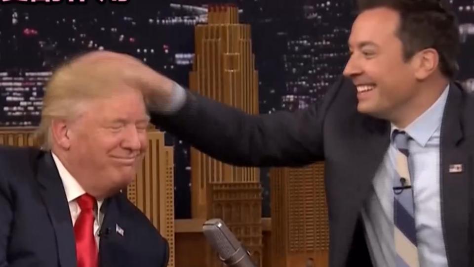 川普頭髮是真的 私人醫生證實:有服用生髮藥