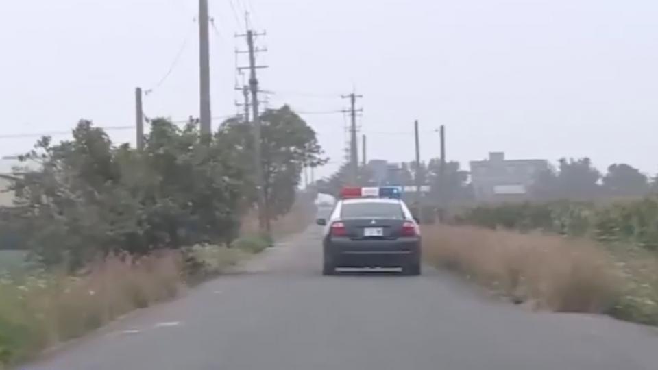 產婦羊水破又迷路 遇巡邏員警護送就醫