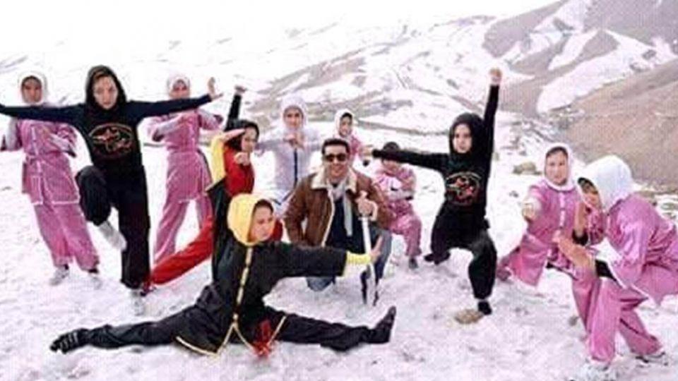 少女成立「武術俱樂部」 雪山習武盼「讓世界看見阿富汗」