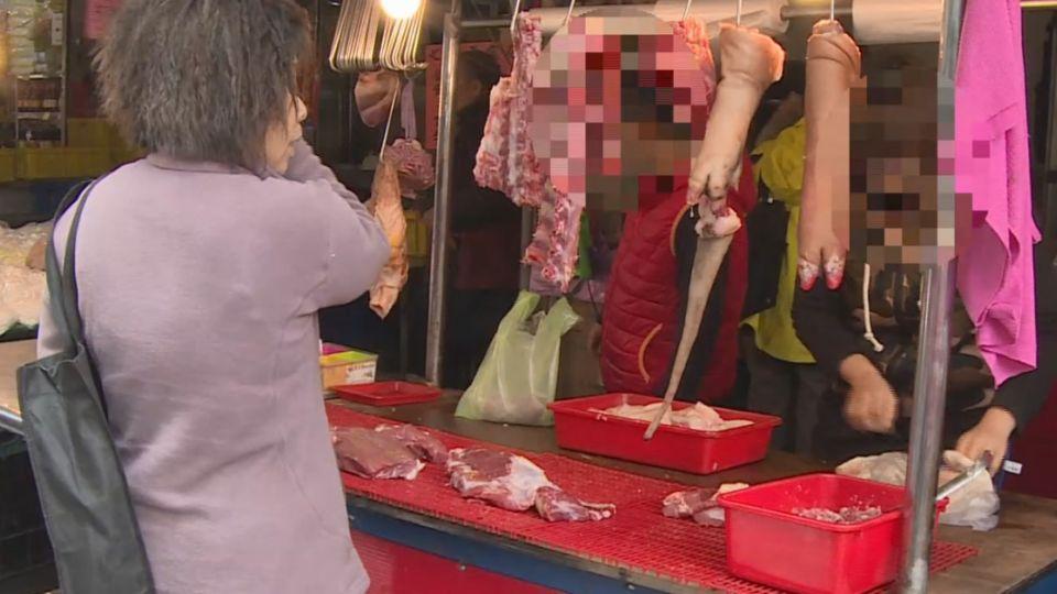 熱熔膠拔豬毛...毒恐下肚 肉販解釋:過年忙,客人同意