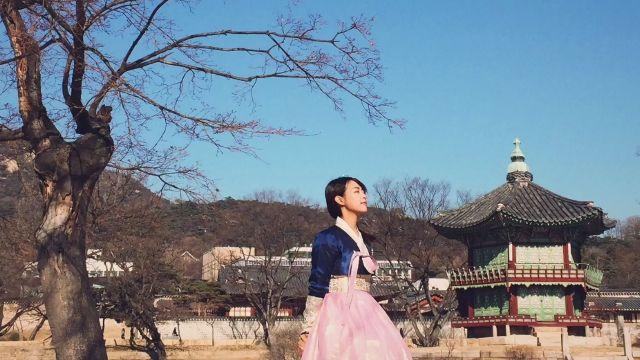 如韓劇般夢幻!首爾最夯體驗穿韓服逛景福宮