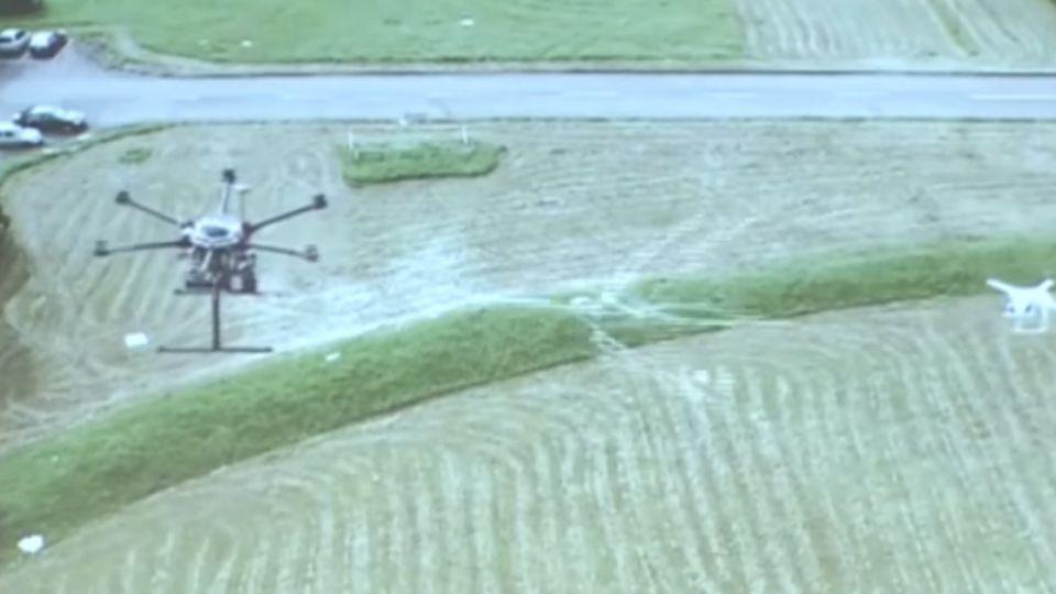 霸氣國防部長 馮世寬:無人機闖機場一律擊落