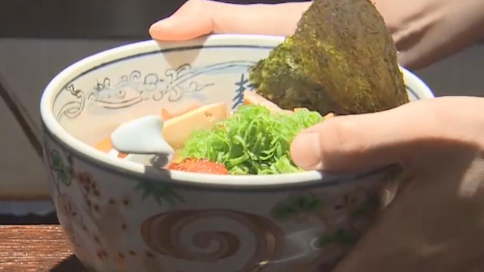 「加湯、加麵」免費 西門鬧區拉麵店大戰